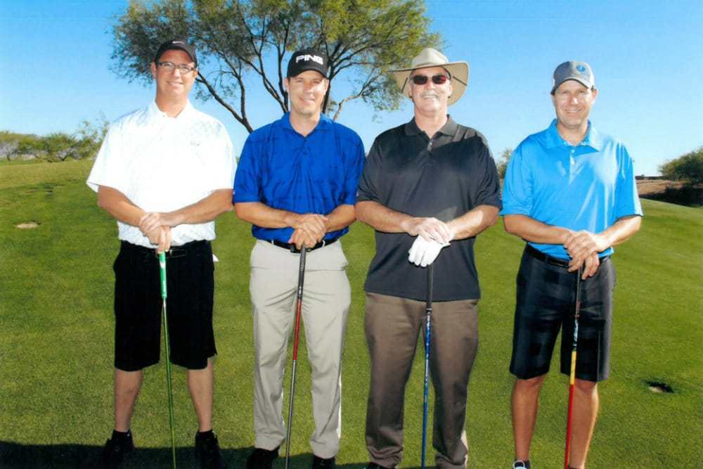 7TH ANNUAL HELP FILL THE TOY CLOSET GOLF TOURNAMENT