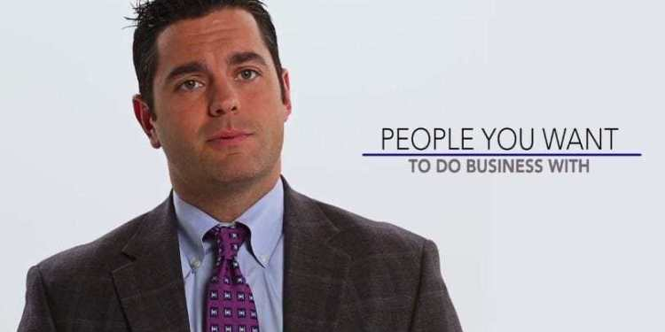 People you want to do business with