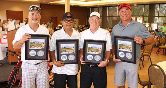 8th Annual Help Fill The Toy Closet Golf Tournament