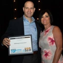 Willmeng Named No. 3 Top Company To Work For In Arizona