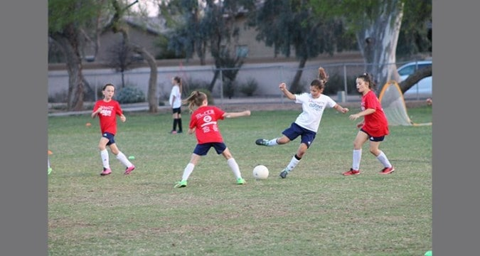 Willmeng Youth Sports - Soccer