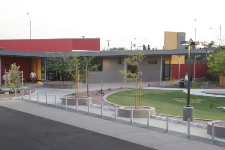 City Of Phoenix Bret Tarver Learning Center