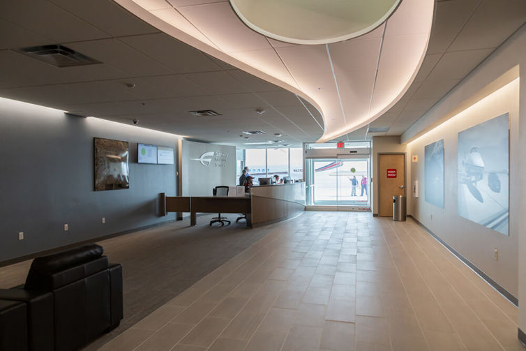 Phoenix-Mesa Gateway Airport Aviation Services Building Remodel