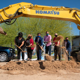 THE BLVD GROUNDBREAKING